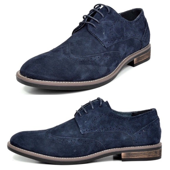 ae67c93107d27 Shoes | New Mens Bruno Suede Leather Oxfords Lace Up | Poshmark